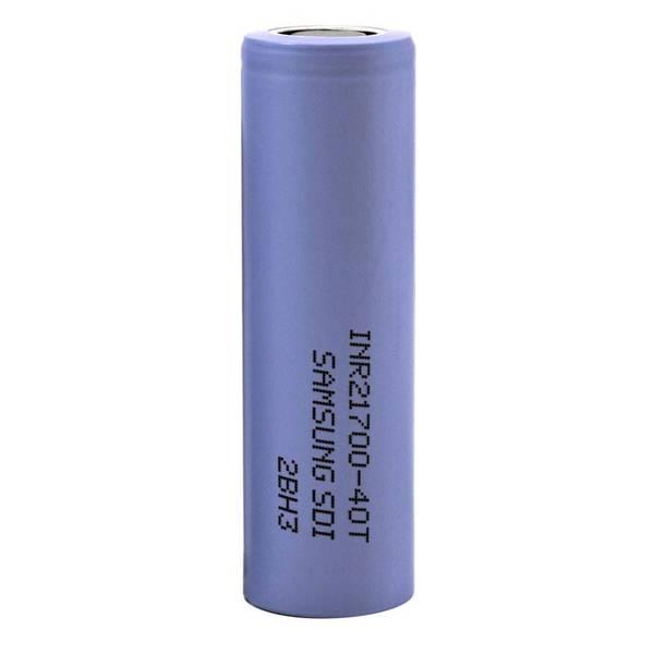 Samsung 40T 21700 4000 mAh 30A batteri