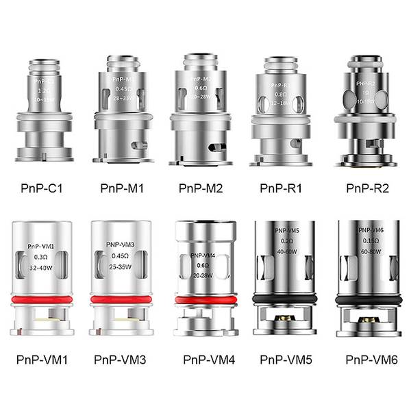 Voopoo PnP-C1 Coil 1.2 Ohm