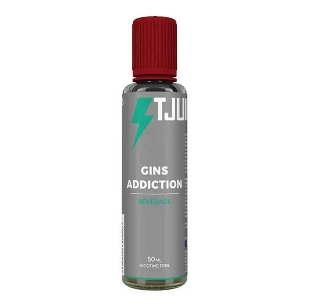 Gins Addiction Shortfill - T-Juice 50 ml