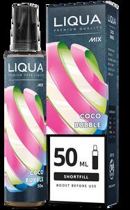 Bilde av Coco Bubble 50 ml e-juice fra Liqua